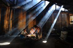 Photo of the Day: Preparing a Meal for the Monks Photo by Kyaw Kyaw Winn (Yangon, Myanmar); Bago Myanmar