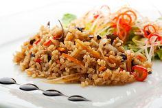 De acuerdo con un estudio realizado, el arroz integral es la mejor opción en términos de beneficios nutricionales y otros inherentes a la salud.