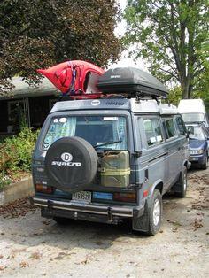 Vw T3 Doka, T3 Vw, Vw Vanagon, Vw T3 Camper, Camper Van Life, Volkswagen Bus, Vw Camping, Camping Outdoors, Homemade Camper Van