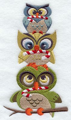 Machine Embroidery Designs at Embroidery Library! - Color Change - F3965