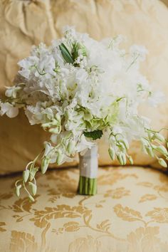 White Bouquet | Photography: Shaun Menary