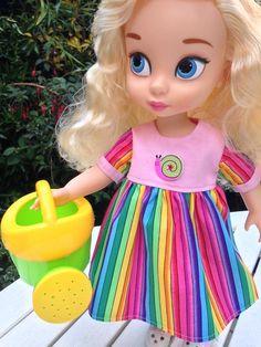 Sherbet Lemoni Doll Clothes and Shoes by SherbetLemoni Disney Animator Doll, Disney Dolls, Girl Dolls, Baby Dolls, Tiana, Disney Animators Collection Dolls, Cinderella Doll, Aladdin, Pocahontas