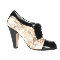Beyond Skin - Andy Nude & black faux patent