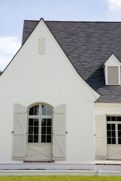 Maybe add flairs to gables