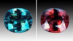 This 7.19-carat alexandrite was cut to feature its beautiful color  change. When the light source changes from daylight to incandescent  ...