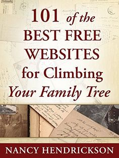 Using Free Genealogy Sites - Researching your Family History and don't want to spend a fortune but also want to use trusted resources? Then our review of the best Free Genealogy sites will certainly help! #freefamilyhistory