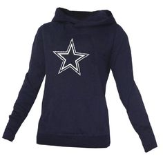NFL Dallas Cowboys Womens Pink Victoria s Secret Pullover Hoodie with  Rhinestones f025a948a