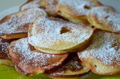 Жареные яблоки в кляре - Вкусный дом - пошаговые рецепты с фото