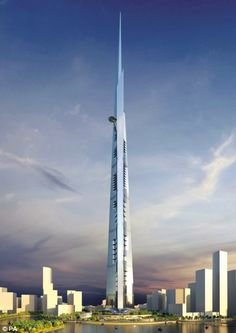 Worlds Largest Skyscrapers | Design for world's largest skyscraper that looks remarkably like the ...