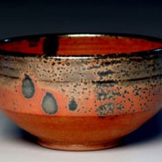 Category: Glaze, Author: Nic Etue, Notes: Malcom Davis Shino, the classic, refined.