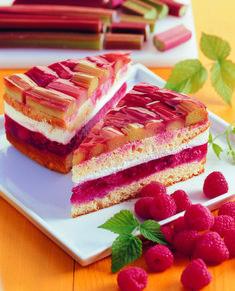 4 Malinovy sen Czech Recipes, Ethnic Recipes, Summer Treats, How Sweet Eats, Pavlova, Sweet Desserts, Cheesecake Recipes, Food And Drink, Sweets