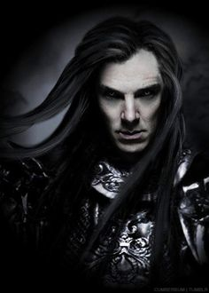 Oh good Lord almighty. #Benedict #Hobbit #Necromancer