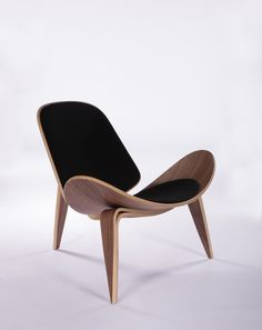 Replica Hans Wegner Shell Chair $645 http://www.lifeinteriors.com.au/_catalog_15000/lounge_chairs
