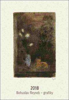 Bohuslav Reynek grafiky - nástěnný kalendář 2018 Mona Lisa, Artwork, Painting, Work Of Art, Auguste Rodin Artwork, Painting Art, Paintings, Drawings