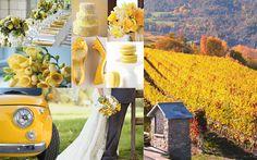 http://timolavanda.blogspot.it/2012/06/matrimonio-in-giallo.html  ispirazione matrimonio in giallo  yellow wedding inspiration board