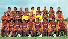 La formazione del secondo scudetto (1983)
