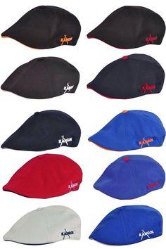 Authentic Mens KANGOL Championship Series Flexfit 504 Cap Hat K1370FA #Kangol #Kangol504FlexChampionshipSeries