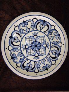 Pintura cerâmica