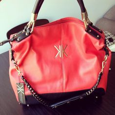 Rochester oversized slouchy colour block shoulder bag....By Kardashian Kollection.... 119.99