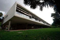 Imagem 13 de 37 da galeria de Clássicos da Arquitetura: Escola Estadual Milton Campos / Oscar Niemeyer. Fotografia de Emmanuel Pinheiro. Cortesia de Nitro Imagens