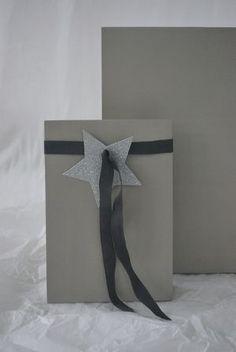 Paper bag gray large Volunteer Appreciation Gifts, Advent, Gray, Paper, Winter, Xmas, Ash, Grey, Repose Gray