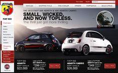Car advertising examples...