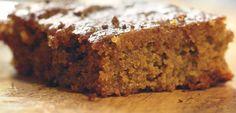 Almond Butter Pumpkin Brownies