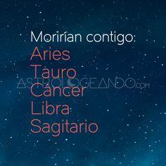 #Aries #Tauro #Cáncer #Libra #Sagitario #Astrología #Zodiaco #Astrologeando