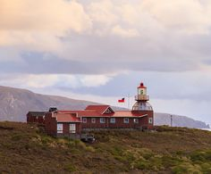 Cape Horn Lighthouse, Chile