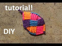 DIY. Pendientes de cordon y alambre. - YouTube