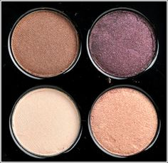 Lancome French Touch Color Design Eyeshadow Quad
