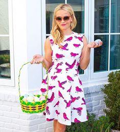 Pin for Later: Elles Ont Fait Quoi les Stars Pendant le Weekend de Pâques? Reese Witherspoon