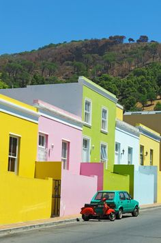 Worlds Most Colorful Cities (PHOTOS)