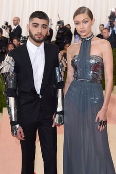 Gigi Hadid Posts a Sweet Message For Zayn Malik After He Cancels His Show Due to Anxiety