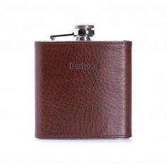 Barbour Hipflask Giftset