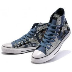 df5312a8b36a Converse Shoes Multi Blue DC Comics Batman Caped Crusader Womens Mens  Canvas Sneakers Hi Tops