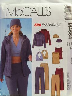 Burda 7314 Misses Jacket and Coat | Coats Products and Jackets