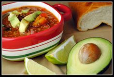 Quinoa mexican soup