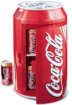 Koolatron COKE Can  Coca Cola Fridge