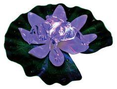 LED Pond Light Floating Lily Pad - Frog Color Changing Waterproof Color: Frog, Model: 2203 , Home & Outdoor Store Pond Lights, Color Changing Lights, Lily Pad, Outdoor Store, Garden Pond, Garden Supplies, Outdoor Gardens, Color Change, Home And Garden