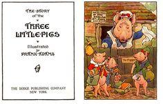The Beautiful Book of Nursery Rhymes - circa 1900