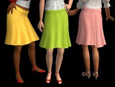 The Big Trade-Off - Banded Waist Skirt
