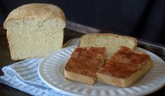 English Muffin Bread - 365 Days of Baking