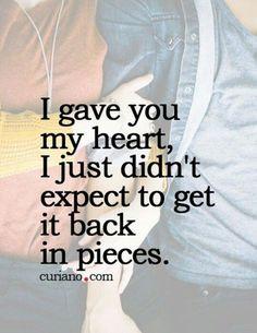 Top 70 Broken Heart Quotes And Heartbroken Sayings 68