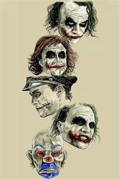 Joker evolution