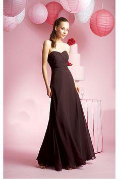 Sweetheart Sleeveless Empire A-line Bridesmaid Dresses
