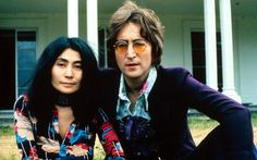 """Sir Paul McCartney has admitted that """"it wasn't that bad a thing"""" for John Lennon to leave the Beatles and said that Yoko Ono did not break up group. John Lennon Yoko Ono, Sean Lennon, Linda Mccartney, Liverpool, March For Our Lives, Rocker Girl, Intimate Photos, The Fab Four, I Love Music"""