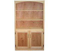 Beacon Bookcase With Doors 36X60