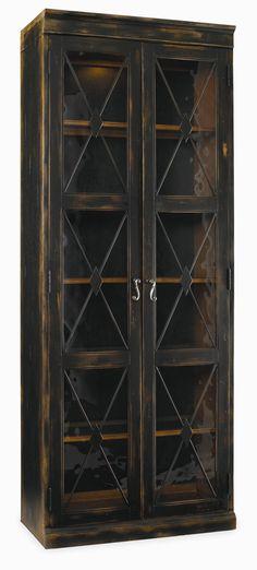 Furniture Sanctuary Curio Cabinet Wayfair