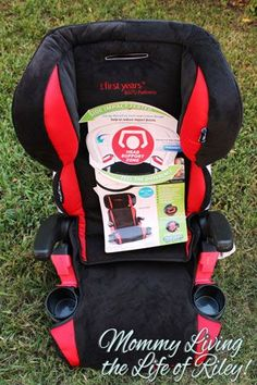 The First Years Compass B570 Pathway Booster Car Seat  http://www.mommylivingthelifeofriley.com/product-reviews/toddler-booster-seat-ends-aggravating-car-seat-woes/comment-page-6/#comment-234222